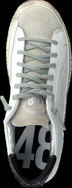 Witte P448 Lage sneakers JOHN MEN  - large