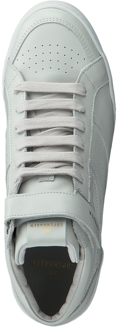 Grijze COPENHAGEN FOOTWEAR Hoge sneaker CPH418  - large