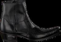 Zwarte SENDRA Enkellaarsjes 15842P - medium