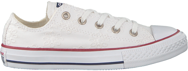 Witte CONVERSE Sneakers CTAS OX  - large
