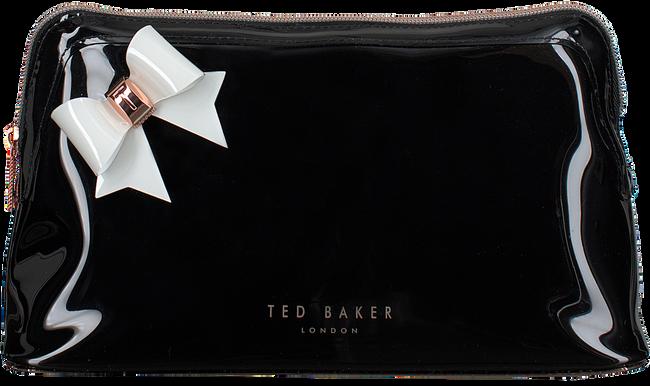 Zwarte TED BAKER Toilettas ALLEY - large