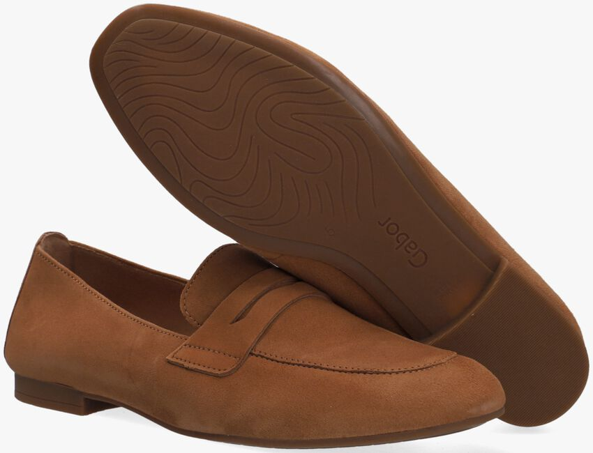 Cognac GABOR Loafers 213  - larger