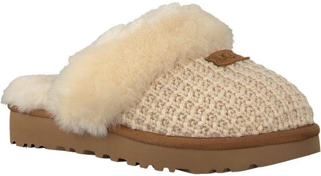 Witte UGG Pantoffels W COZY  - large