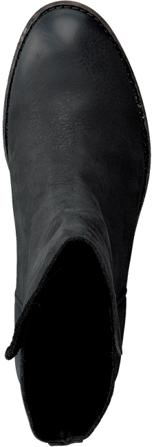 Zwarte SHABBIES Enkellaarsjes 182020073  - large