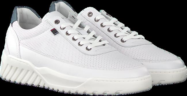 Witte CYCLEUR DE LUXE Lage sneakers URBINO  - large
