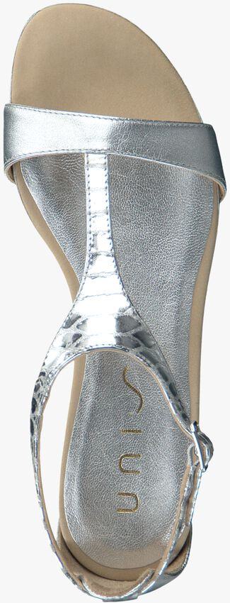 Zilveren UNISA Sandalen ASUNTA  - larger