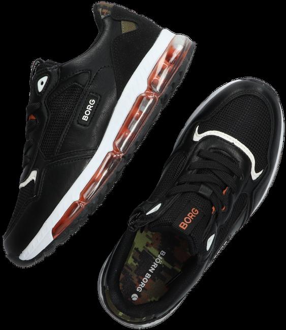 Zwarte BJORN BORG Lage sneakers X500 DCA K  - large