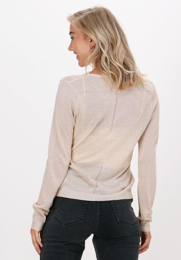 Gouden MINUS Vest NEW LAURA CARDIGAN - larger