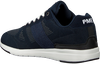Blauwe PME Lage sneakers DORNIERER  - small