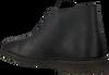 Zwarte CLARKS Veterschoenen DESERT BOOT MEN  - small