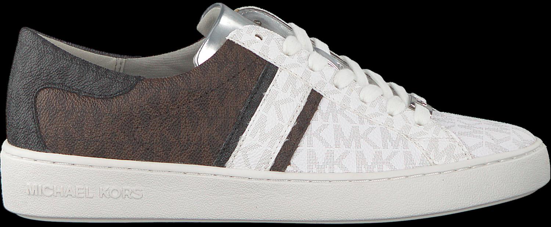 Zwarte MICHAEL KORS Sneakers KEATON STRIPE SNEAKER Omoda.nl