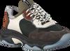 Groene BRONX Sneakers BAISLEY  - small