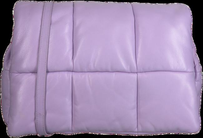 Paarse STAND STUDIO Handtas WANDA CLUTCH BAG  - large