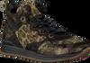 Zwarte VINGINO Sneakers ELORA MID  - small