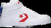 Witte CONVERSE Hoge sneaker PRO BLAZE STRAP VARSITY  - small