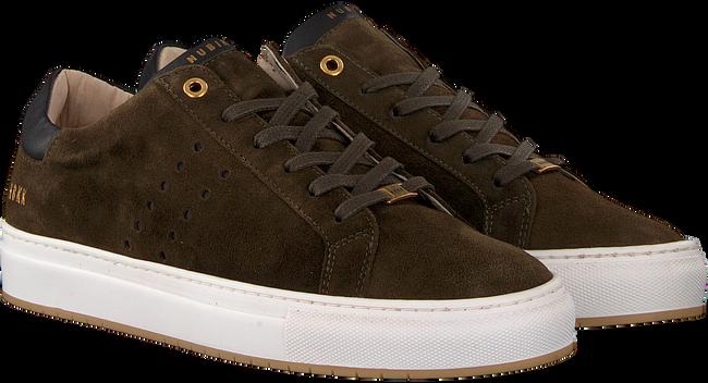 Groene NUBIKK Sneakers PURE SUEDE - large