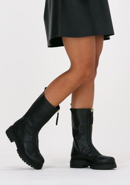 Zwarte CA'SHOTT Hoge laarzen 26031  - large