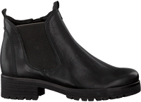 Zwarte GABOR Enkellaarsjes 091  - medium