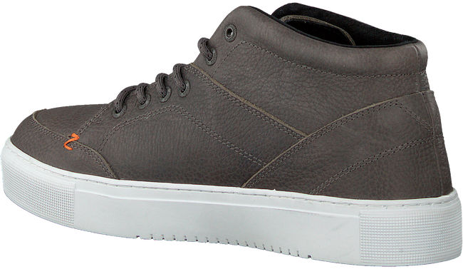 Grijze HUB Hoge sneaker KINGSTON 3.0  - large
