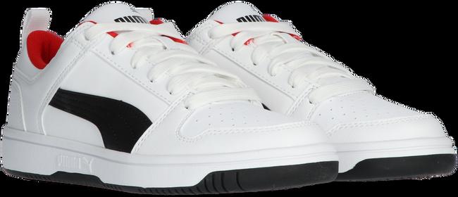 Witte PUMA Lage sneakers REBOUND LAYUP LO SL JR - large