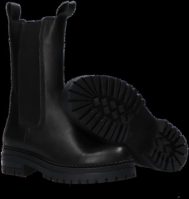 Zwarte NOTRE-V Chelsea boots 753008  - large