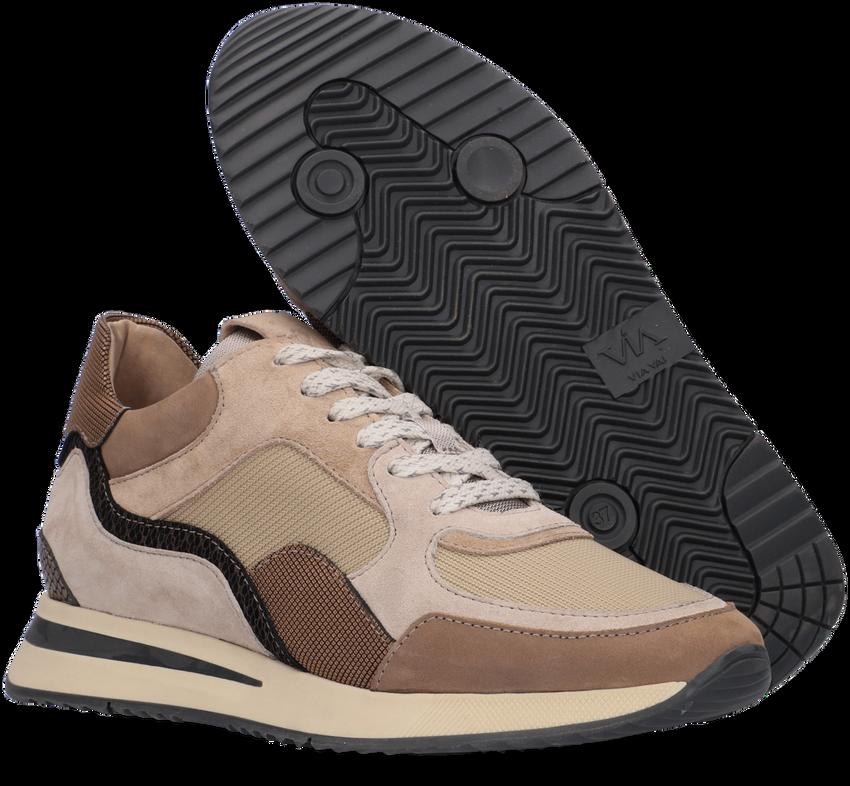 Beige VIA VAI Lage sneakers NORA  - larger