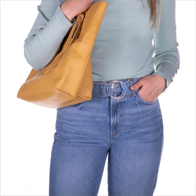 Gele LEGEND Shopper DIANO  - large