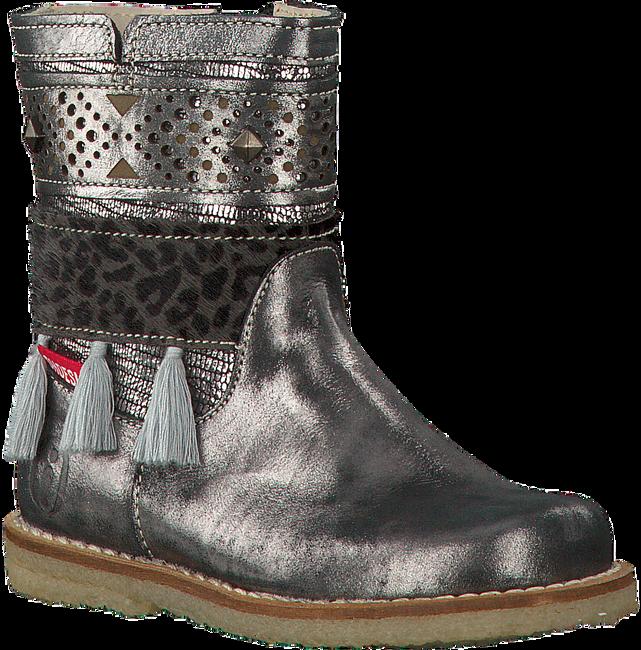 Zilveren SHOESME Lange laarzen CR7W105  - large