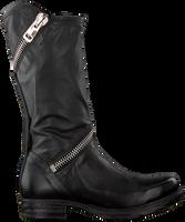 Zwarte A.S.98 Lange laarzen 259373  - medium