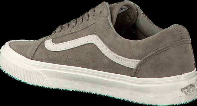 Groene VANS Sneakers OLD SKOOL MEN  - large