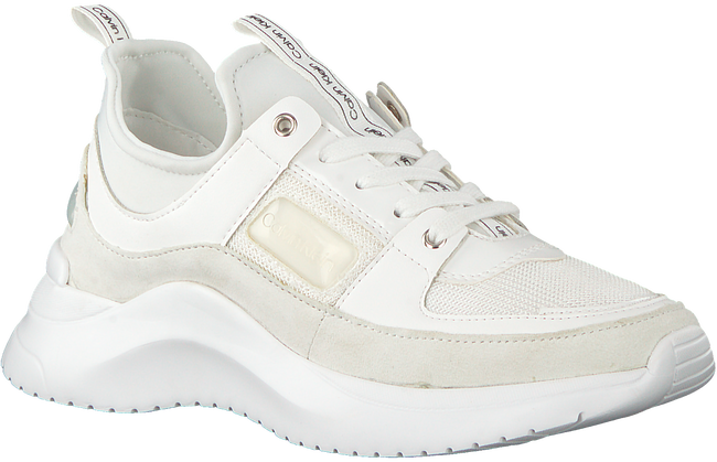 Witte CALVIN KLEIN Sneakers ULTRA  - large