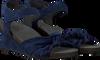 Blauwe CA'SHOTT Sandalen 23073  - small