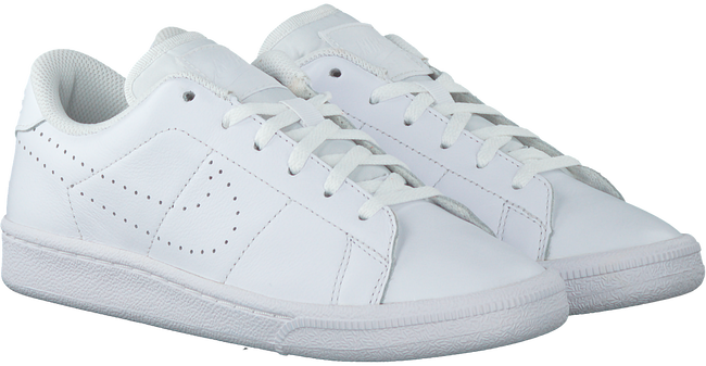 Witte NIKE Sneakers TENNIS CLASSIC KIDS  - large