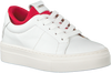Witte SHABBIES Sneakers SHK0024  - small