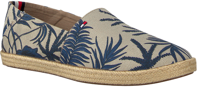TOMMY HILFIGER INSTAPPERS EASY SUMMER PRINT SLIP ON - large