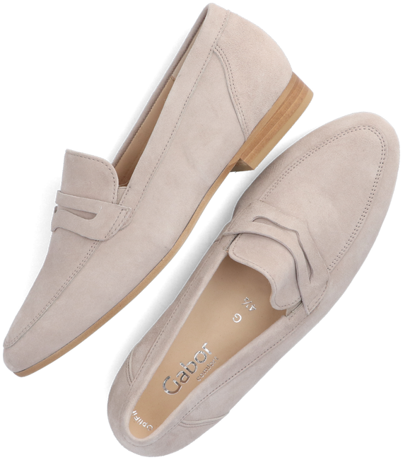 Beige GABOR Loafers 213  - large
