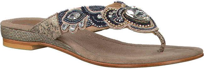 Taupe LAZAMANI Slippers 85.113  - large