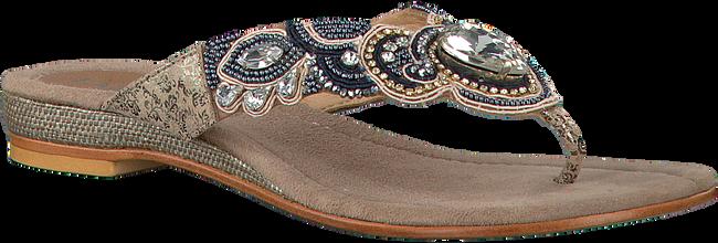 Taupe LAZAMANI Slippers 85.113  - large