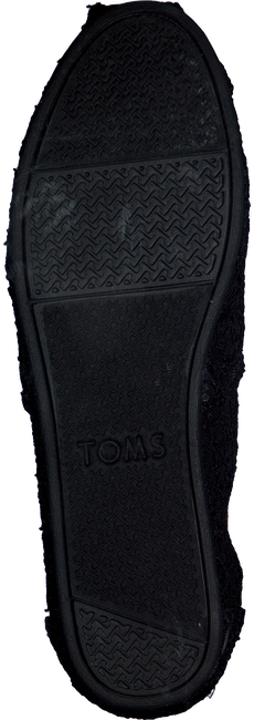 Zwarte TOMS Instappers CLASSIC - large