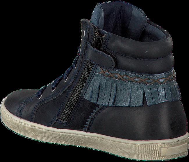 Blauwe TWINS Sneakers 317501  - large