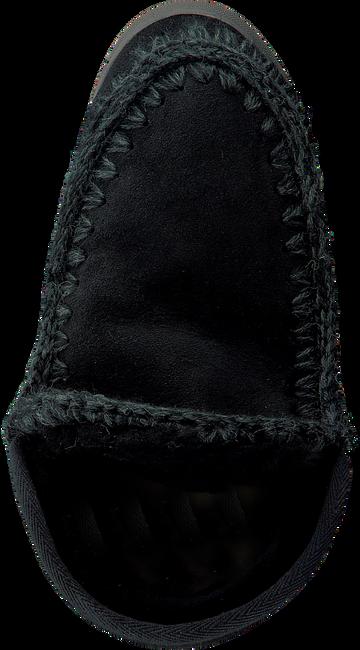 Zwarte MOU Vachtlaarzen ESKIMO SNEAKER  - large