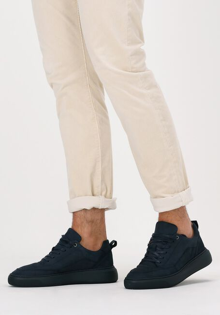 Blauwe CYCLEUR DE LUXE Lage sneakers ROUBAIX  - large