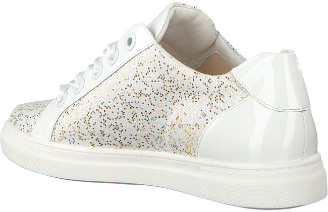 Witte HASSIA Sneakers 1326 - large