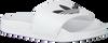 Witte ADIDAS Badslippers ADILETTE LITE J  - small