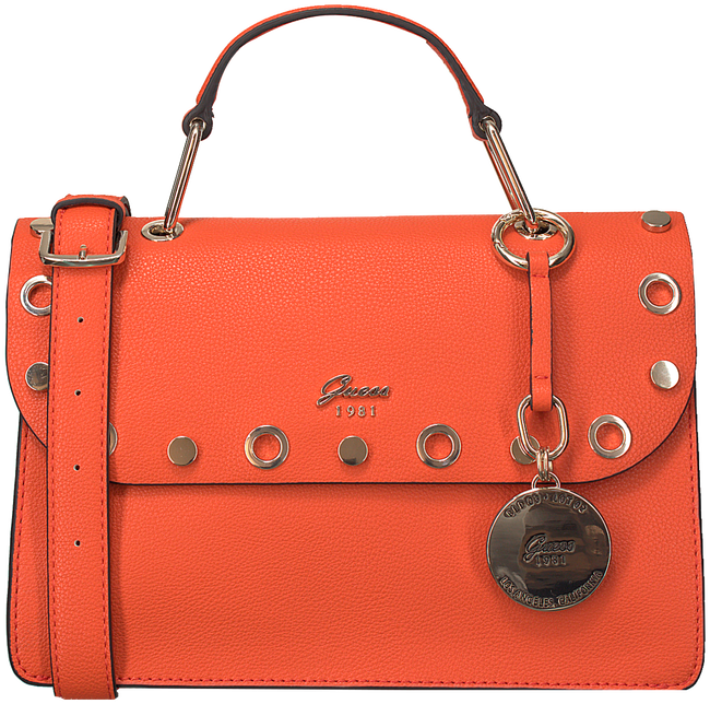 Oranje GUESS Handtas HWVG69 65190 - large