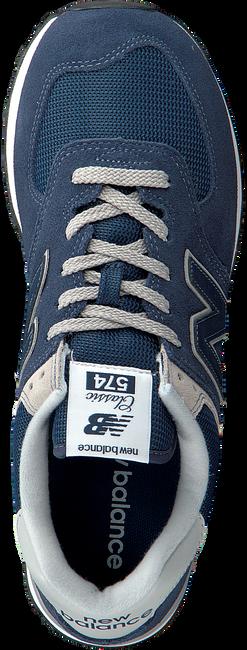 Blauwe NEW BALANCE Sneakers ML574 MEN - large