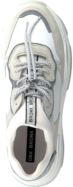 Witte BRONX Sneakers BAISLEY - large