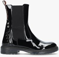 Zwarte RED-RAG Chelsea boots 12118  - medium