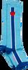 Blauwe LE BIG Sokken STEFFIE KNEE HIGH  - small