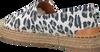 Grijze VIA VAI Espadrilles 4809074 - small